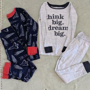 Old Navy pajamas set size 5